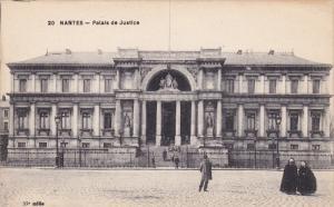 Palais de Justice, Nantes, France, 1900-10s