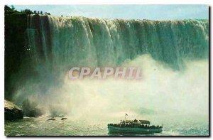 Postcard Modern Canadian Horseshoe Falls Niagara Falls Canada