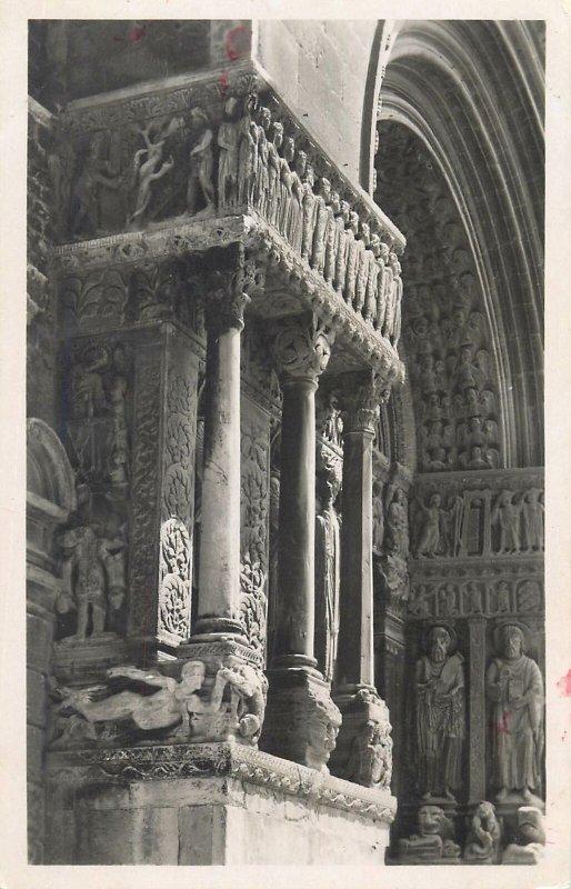 Postcard France CAP Arles St Trophime