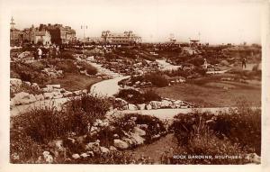 Southsea Rock Gardens Promenade