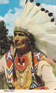 Indian Chief,  40-60s