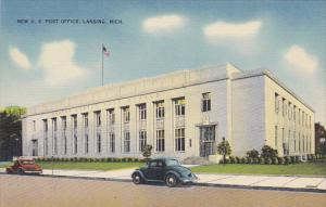 New Post Office Lansing Michigan