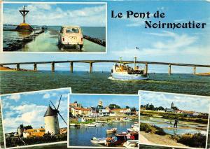 BR30219 Le pont de Noirmoutier France