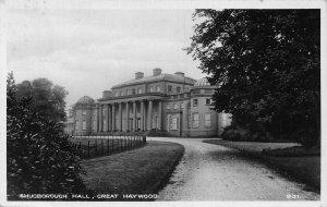Shugborough Hall Great Haywood Postcard
