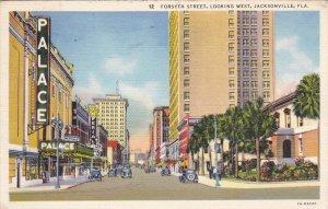 Forsyth Street , JACKSONVILLE , Florida , PU-1939