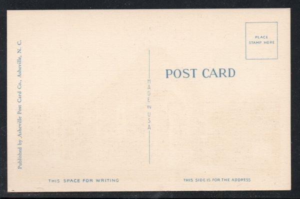 North Carolina postcard  St Luke's Episcopal Church, Boone, N.C. unused