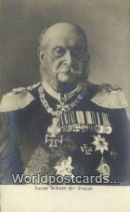 Kaiser Wilhelm der Grosse Germany Unused