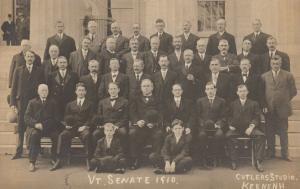 RP: State Senate , Vermont , 1910