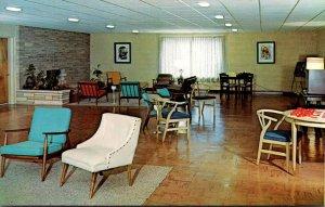 Ohio Bowling Green Catholic Student Center Main Lounge Bowling Green State Un...