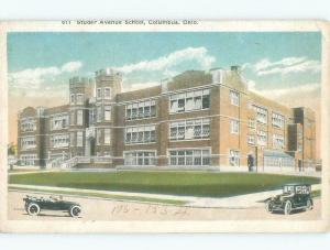 W-Border SCHOOL SCENE Columbus Ohio OH E2819