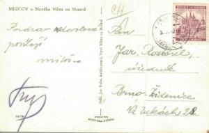 Czech Republic Medlov u Nového Mêsta na Moravê 02.61
