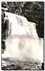 Modern Postcard Frontiere France Switzerland Villers Le Lac