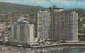 Hawaii Waikiki Ilikai Hotel