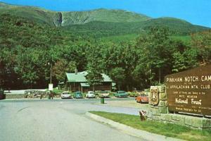 NH - Pinkham Notch Camp- Appalachian Mountains Club
