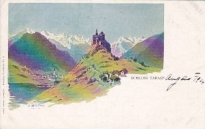 Schweiz Schloss Tarasp