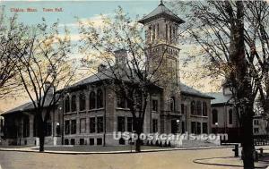 Town Hall Clinton MA Unused