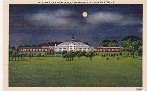 Virginia Winchester W 29 Handley High School By Moonlight
