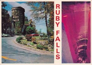 Ruby Falls Chattanooga Tennessee