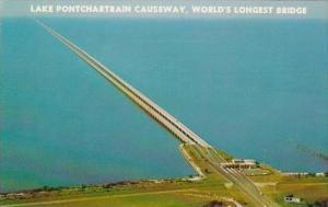 Louisiana Lake Pontchartrain Causeway
