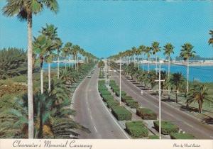 Florida Clearwater's Memorial Causeway