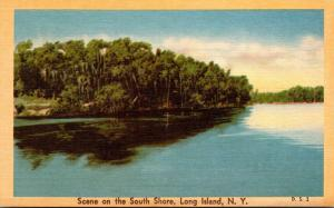 New York Long Island Scene On The South Shore Dexter Press