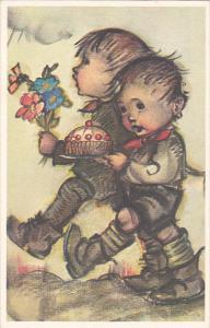 Children Little Folks By Alfred Mainzer