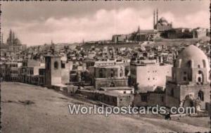 Cairo Eqypt Citadel  Citadel