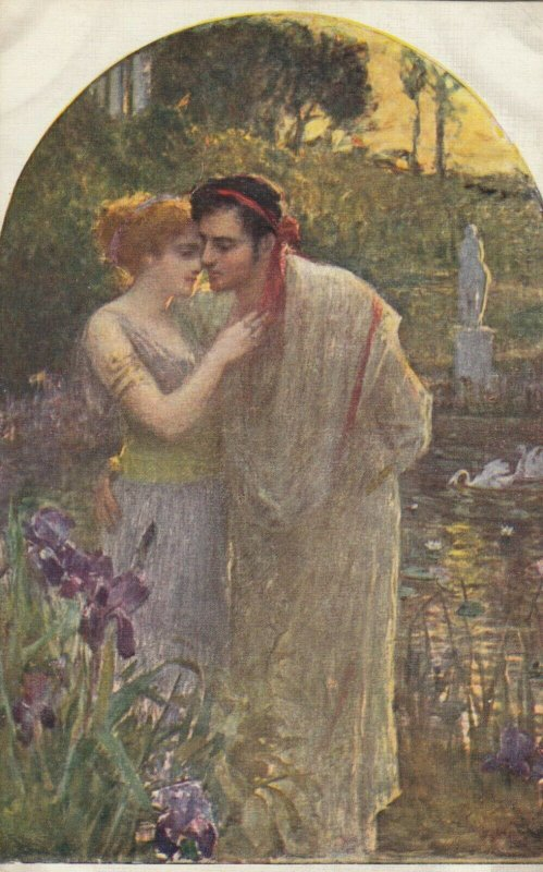 AS: QUO VADIS, (Jan Styka) , Eunice und Peteonius , 00-10s