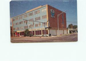 Postcard Educators Credit Union Whitley Building nashville Tennessee # 4255A