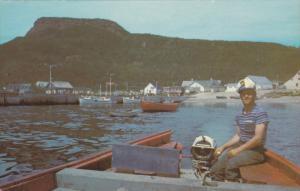 La Gasperie, PERCE, Quebec, Canada, 40-60s