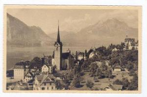 Weggis Und Den Pilatus, Lucerne, Switzerland, 1900-1910s