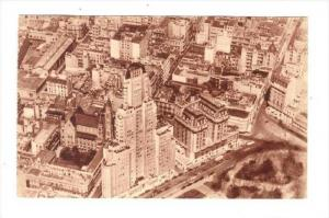 Buenos Aires , Argentina, air view, 20-40s