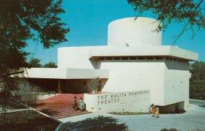 DALLAS , Texas , 50-60s ; The Kalita Humphreys Theater, Theater Center