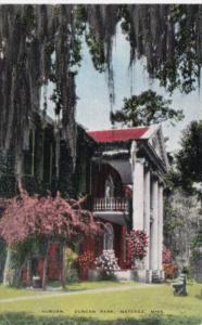 Mississippi Natchez Auburn Duncan Park