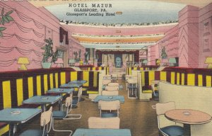 GLASSPORT , Pennsylvania , 30-40s ; Hotel Mazur