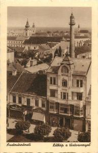 Romania Szatmarnemeti Satu Mare 1940s stores magasins