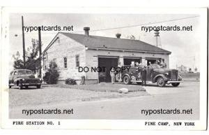 Fire Station # 1, Pine Camp NY