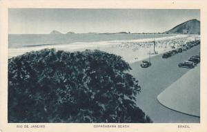 Rio de Janeiro , Copacabana Beach , Brazil 20-40s