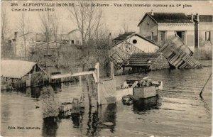 CPA Alfortville - L'Ile St-Pierre (275340)