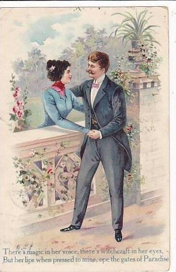 PFB Serie 1582 Romantic Couple