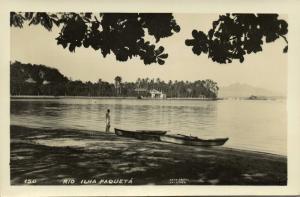 brazil, RIO DE JANEIRO, Ilha Paquetá (1940s) RPPC
