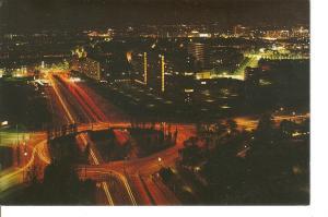 Postal 033485 : Euromast Rotterdam / Holland. Skol International Bier