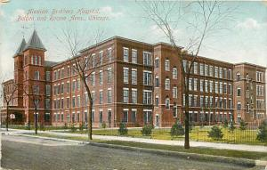 IL, Chicago, Illinois, Belden and Racine Avenue, Alexian Brothers Hospital