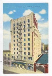 Hotel Stillwell (Exterior,Los Angeles,California,30-40s