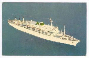 S. S. Brasil, Steamer, PU-1968