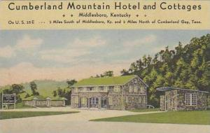 Kentucky Middlesboro Cumberland Mountain Hotel And Cottages