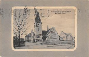 USA First Congregational Church, Norwood Mass. Eglise