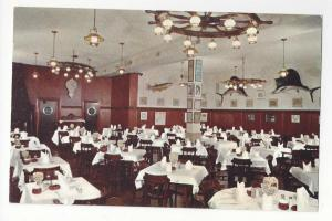 PA Philadelphia Bookbinders Restaurant Interior Postcard