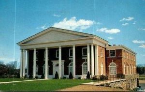 New Jersey Ridgewood Municipal Building 1958