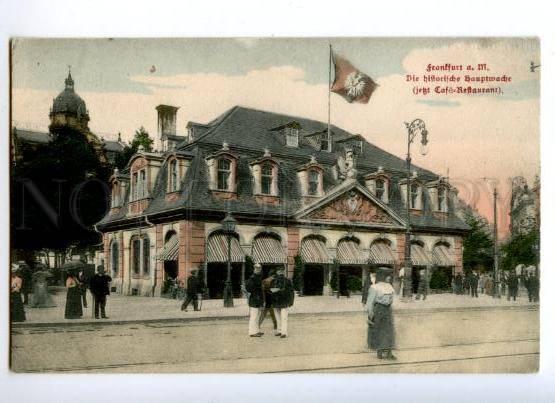 174069 GERMANY Frankfurt a. M Hauptwache Restaurant Vintage